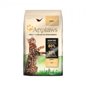 APPLAWS CAT ADULT CHICKEN KATTENVOER #95;_7,5 KG