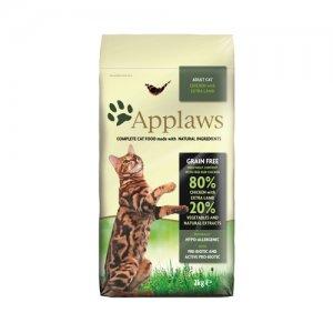 Applaws Cat - Adult - Chicken & Lamb - 2 kg