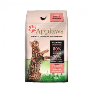 Applaws Cat - Adult - Chicken & Salmon - 400 g