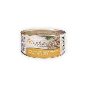 Applaws Cat - Chicken Breast - 24 x 70 g