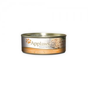 Applaws Cat - Chicken Breast & Cheese - 24 x 156 g