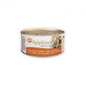 Applaws Cat - Chicken Breast & Pumpkin - 24 x 156 g