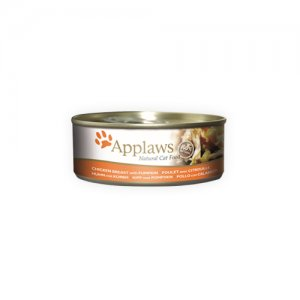 Applaws Cat - Chicken Breast & Pumpkin - 24 x 70 g