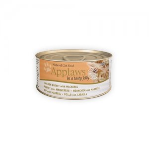 Applaws Cat - Jelly - Chicken & Mackerel - 24 x 70 g