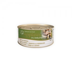 Applaws Cat - Jelly - Tuna & Seaweed - 24 x 70 g
