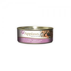 Applaws Cat Mackerel & Sardine 24 x 70 g