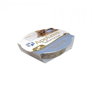 Applaws Cat - Tuna Fillet & Prawn Pots - 10 x 60 g
