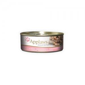 Applaws Cat - Tuna Fillet & Prawn - 24 x 70 g