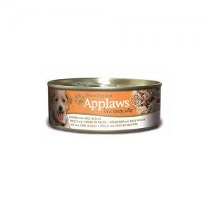 Applaws Dog - Chicken & Duck in Jelly - 12 x 156 g