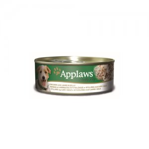Applaws Dog - Chicken & Lamb in Jelly - 12 x 156 g