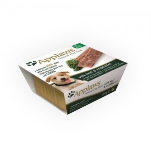 Applaws Dog - Paté with Beef & Vegetables - 7 x 150 g