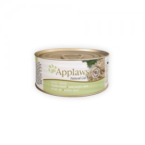 Applaws Kitten - Chicken - 24 x 70 g