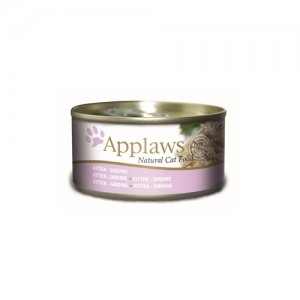 Applaws Kitten - Sardine - 24 x 70 g