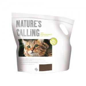 Nature's Calling – Cat Litter – 2,7 kg