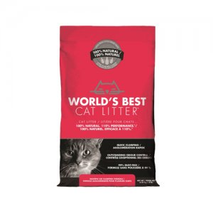 World's Best – Cat Litter – Extra Strength Red – 6,35 kg