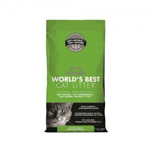 World's Best – Cat Litter – Original Green – 3,18 kg