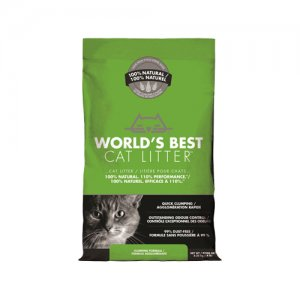 World's Best – Cat Litter – Original Green – 6,35 kg