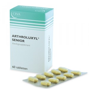 Arthroluxyl senior - 6x10 tabletten
