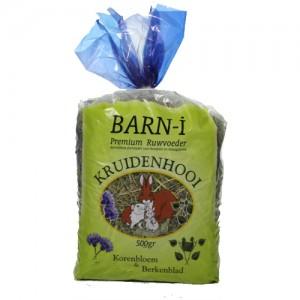 Barn-i Kruidenhooi – Korenbloem en Berkenblad – 6x 500 gram