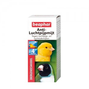 Beaphar Anti-Luchtpijpmijt - 10 ml