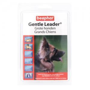 Beaphar Gentle Leader – Grote Honden – Zwart