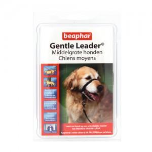 Beaphar Gentle Leader – Middelgrote Honden – Zwart