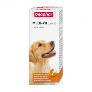 Beaphar Multi-vit (Laveta) met Carnitine - 50 ml