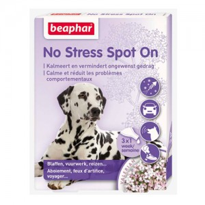 Beaphar No Stress - Hond - 3 Pipetten