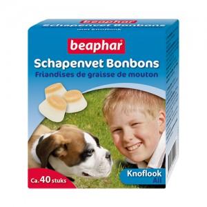 Beaphar Schapenvet Bonbons Knoflook – 245 g