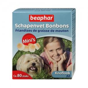 Beaphar Schapenvet Bonbons Knoflook Mini – 245 g