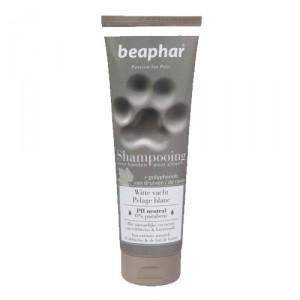 Beaphar Shampooing Witte Vacht - 250 ml