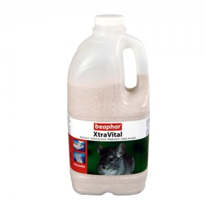 Beaphar Xtravital Chinchilla Badzand – 2 liter (1300 gram)