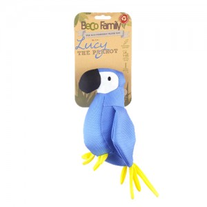 Beco Family Plush Toy - Lucy the Parrot
