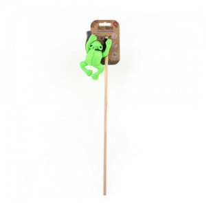 Beco Family Wand Toy - Frankie the Frog