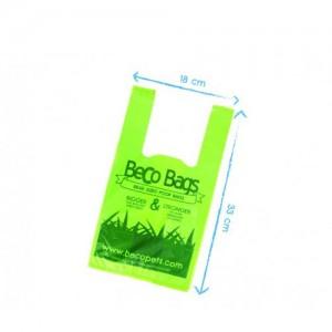 Beco Poop Handle Bags - 120 stuks