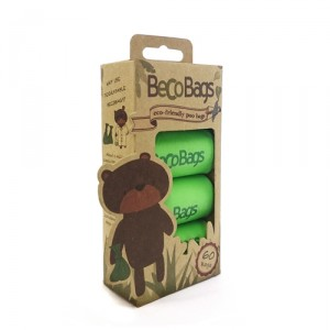 Beco Poop Bags - 60 stuks