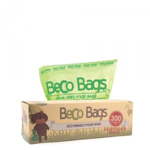 Beco Poop Bags Dispenser Roll – 300 stuks