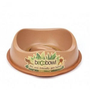Beco Slow Feed Bowl - Bruin