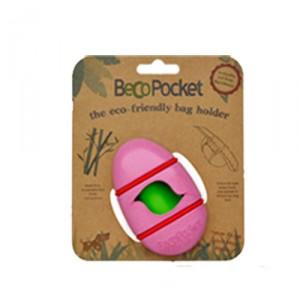 Beco Pocket Poepzakhouder - Roze