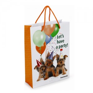 Beeztees Cadeautasje - Let's have a Party