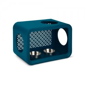 Beeztees Cat Cube Dinner - Persian Petrol