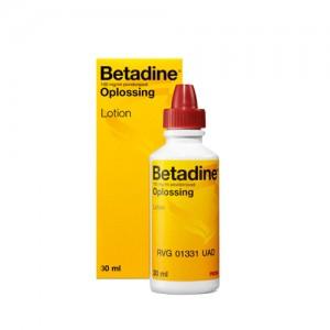 Betadine oplossing - 30 ml