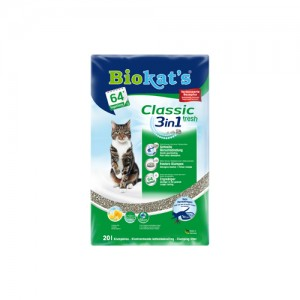 Biokat Classic Fresh 20 L