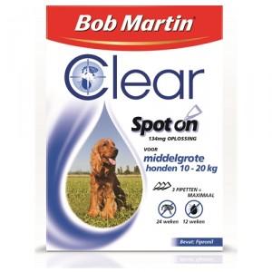 Bob Martin spot on - Medium 3 pipetten