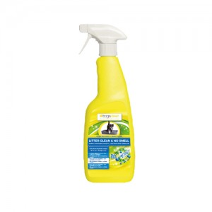 Bogaclean Clean & Smell Free Litterbox Spray - 500 ml