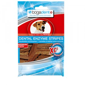 Bogadent Enzyme Stripes Mini 100 gram