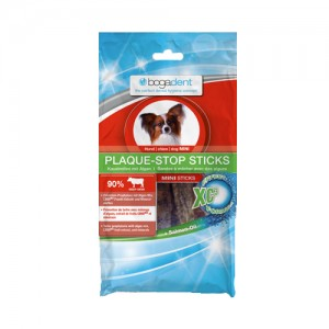 Bogadent Plaque-Stop Sticks - Mini Dog - 100 gr