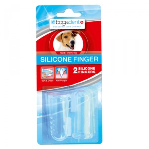 Bogadent Silicone Finger 2 stuks