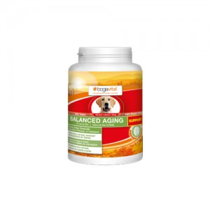 Bogavital Balanced Aging Support Dog - 120 tabletten