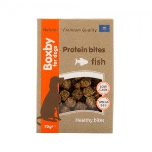 Boxby Protein Bites Vis - 70 gram